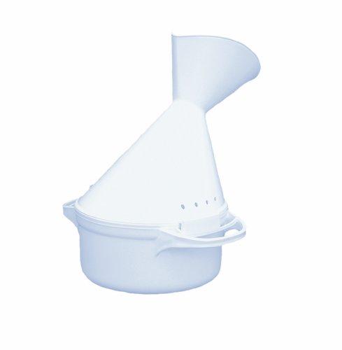 dr junghans medical 50030 inhalator kunststoff weiss 2 teilig - Dr. Junghans Medical 50030 Inhalator, Kunststoff weiß, 2-teilig
